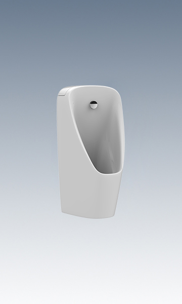 HC4025H-075Integrated wall-hung urinal