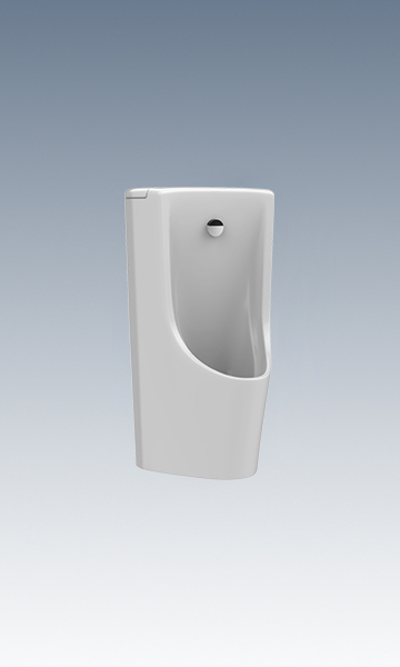 HC4027H-075Integrated wall-hung urinal