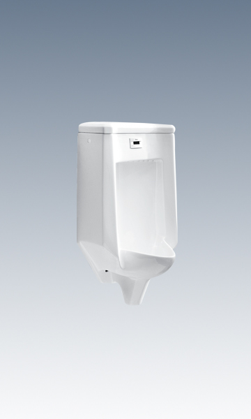 HC4008H-084Integrated wall-hung urinal