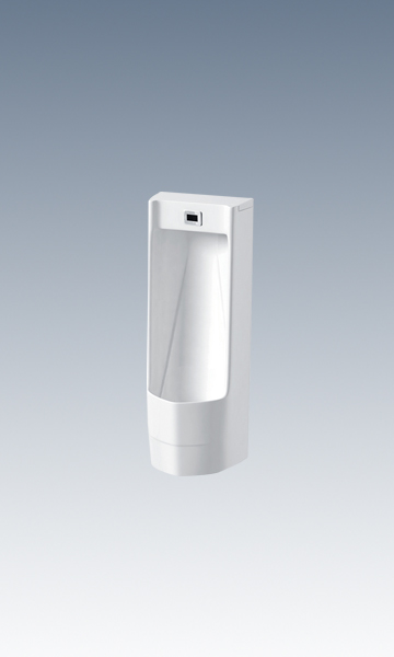 HC4018V-107Integrated wall-hung urinal