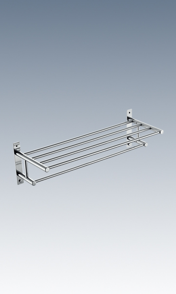 HMP801-03B Bath towel holder