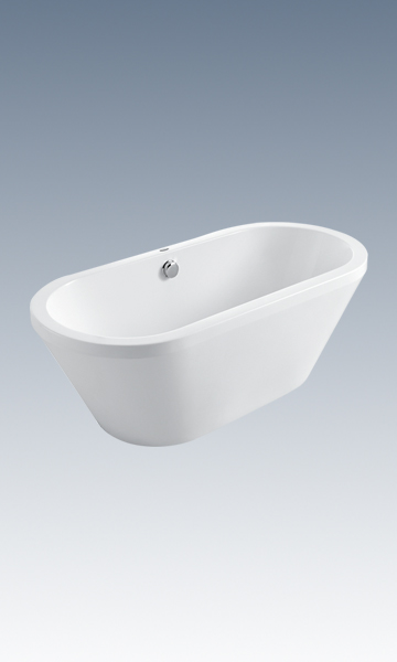 HEGII HLB621 integrated empty bathtub series
